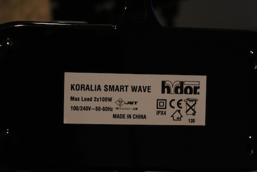 Hydor Smart Wave Back