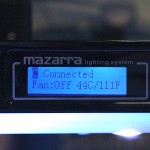 Maxspect Mazarra Module Display Screen