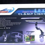 WavePoint Micro Sun LED Clamp Light