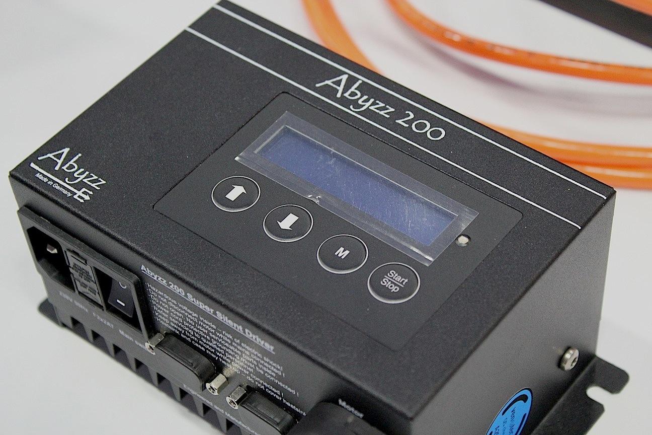 Abyzz A200 Pump Controller