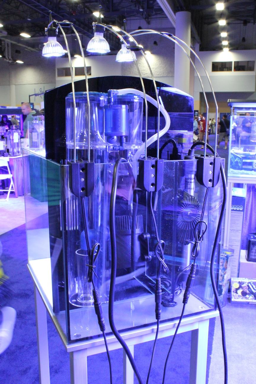 AquaMedic Yasha Rear Chamber