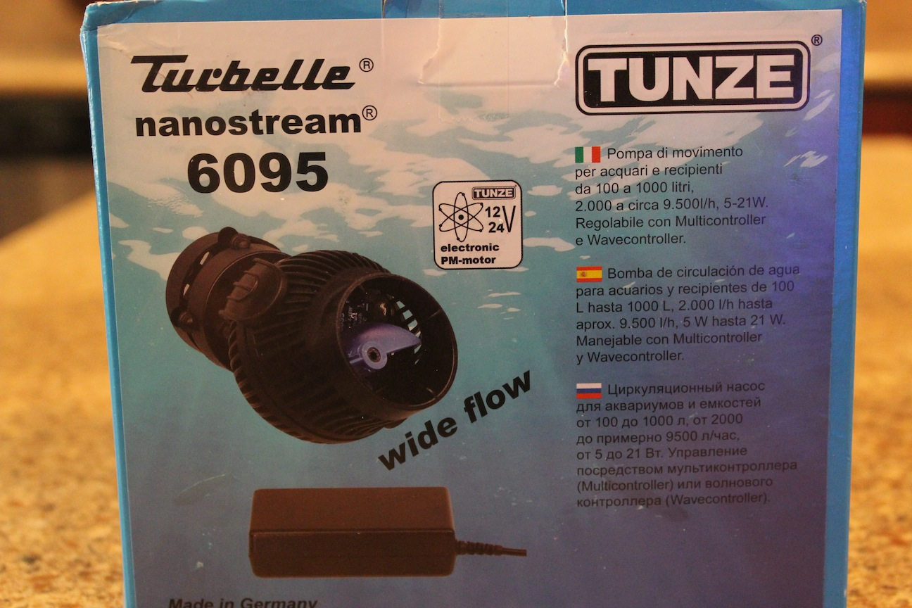 Tunze 6095 Packaging