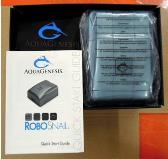 AquaGenesis RoboSnail Manual