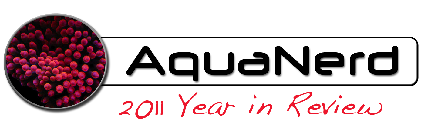 AquaNerd Blog Year in Review