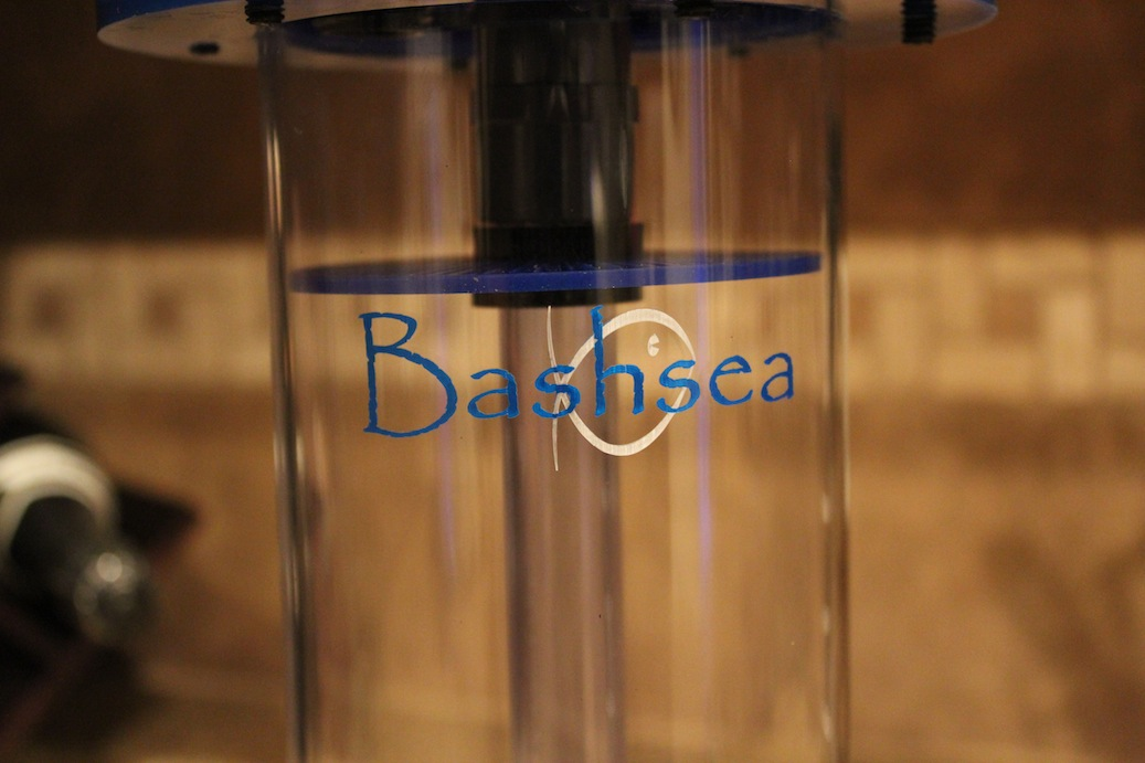 Bashsea Biopellet Reactor