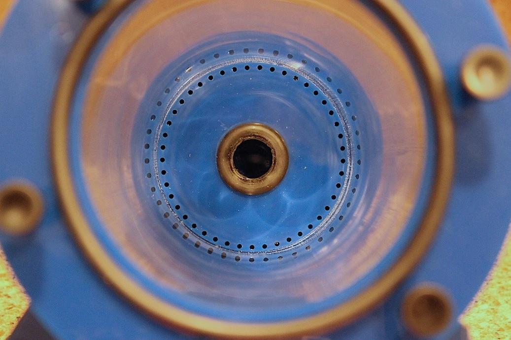 Bashsea Reactor Diffuser Plate