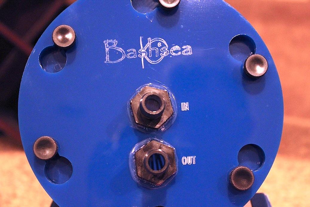 Bashsea Reactor Lid