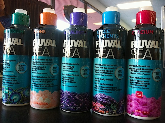 Fluval Sea Additives