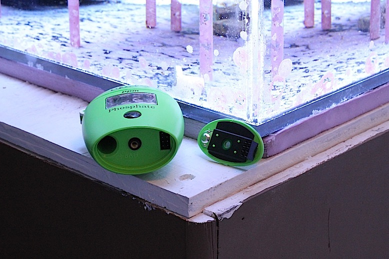 Hanna Instruments Phosphate Checker Bottom