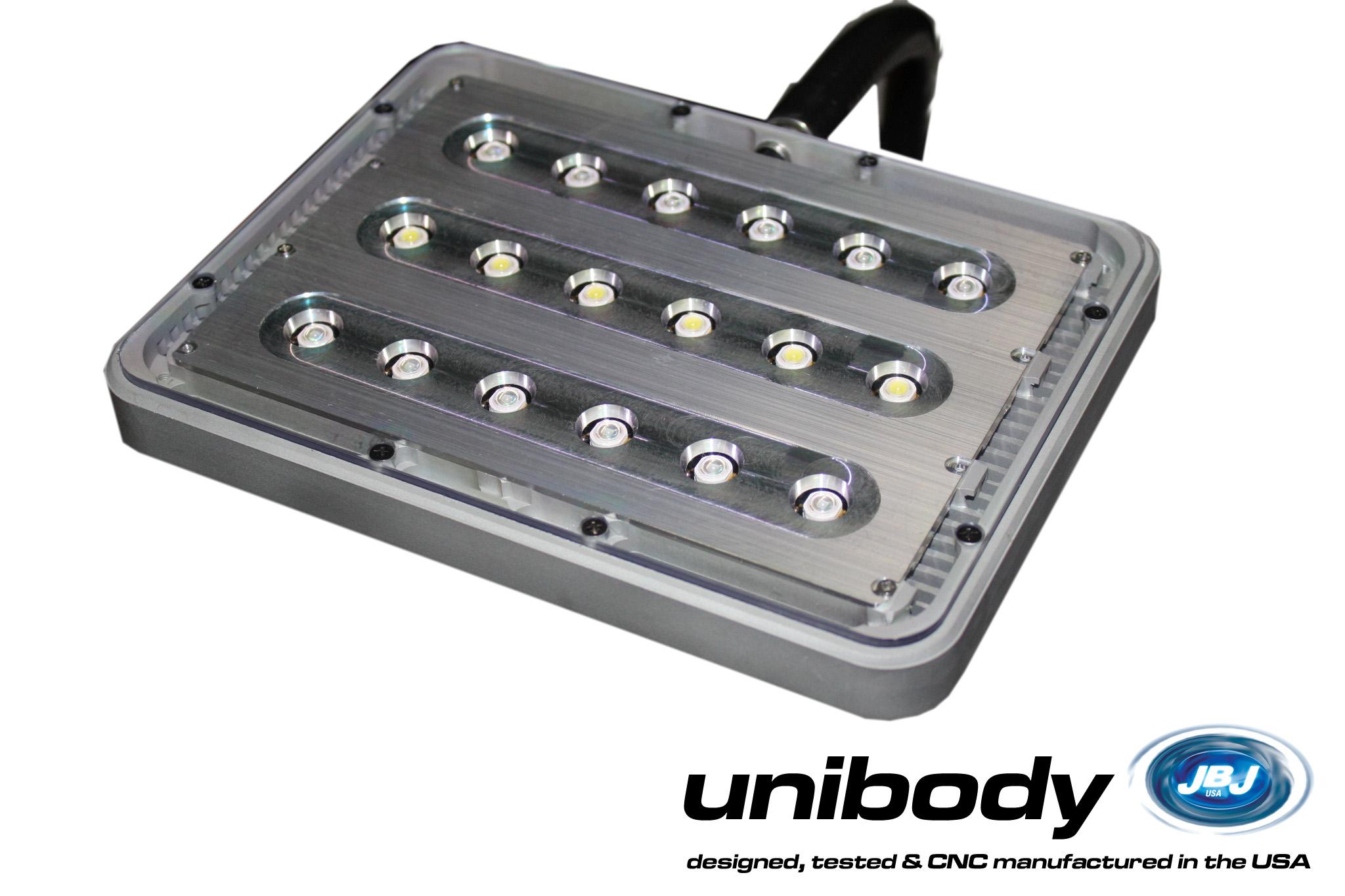 JBJ Unibody LED Underside