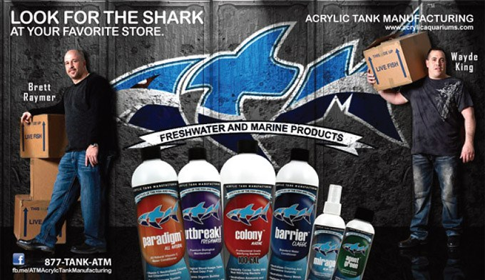 Tanked Additives Promotional Literature