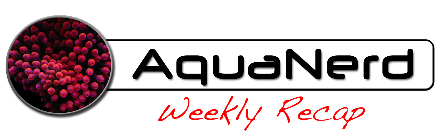 AquaNerd Weekly Recap