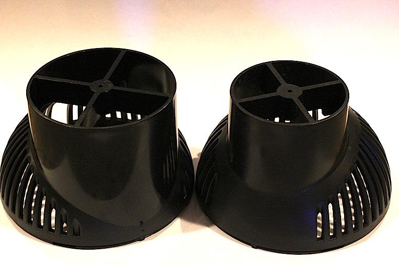 Tunze 6105 Pump Cover Comparison
