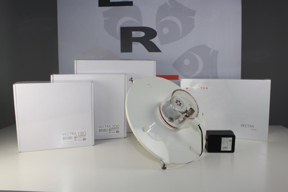 Vertex Vectra Motorized Protein Skimmer Cleaner Lid