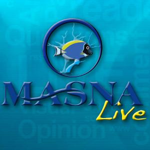 MASNA Live Logo