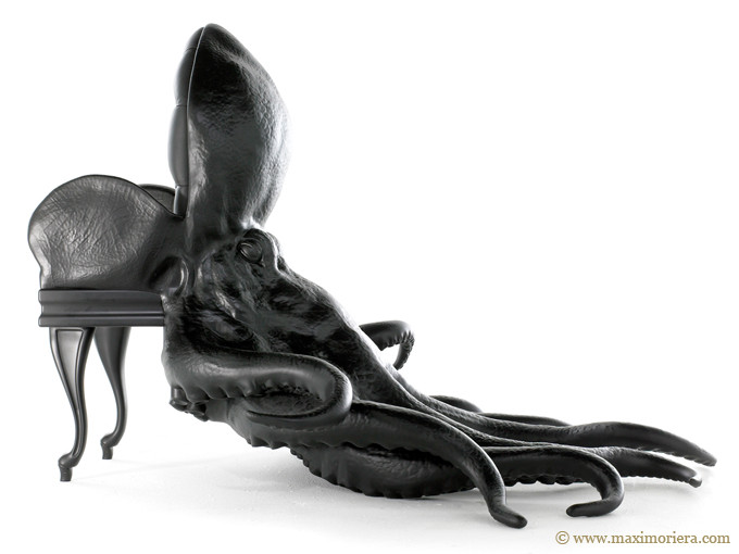 Octopus Animal Chair