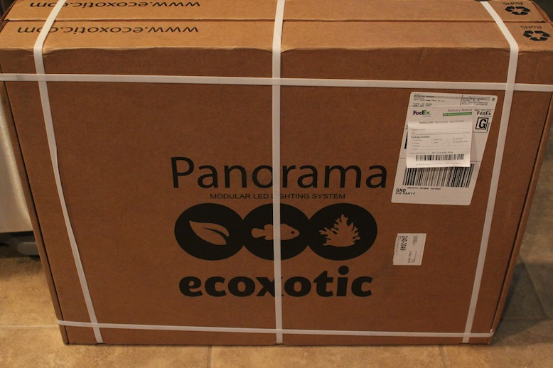 Ecoxotic Panorama Pro Packaging