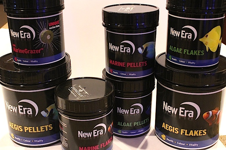 New Era Fish Food
