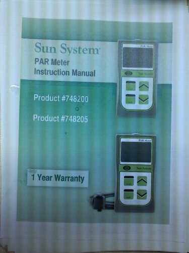 Sunlight Supply Sun System PAR Meter