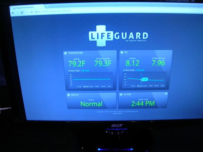 Digital Aquatics Lifeguard Software
