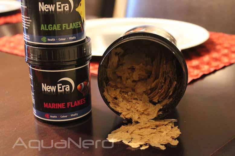 New Era Flake Food