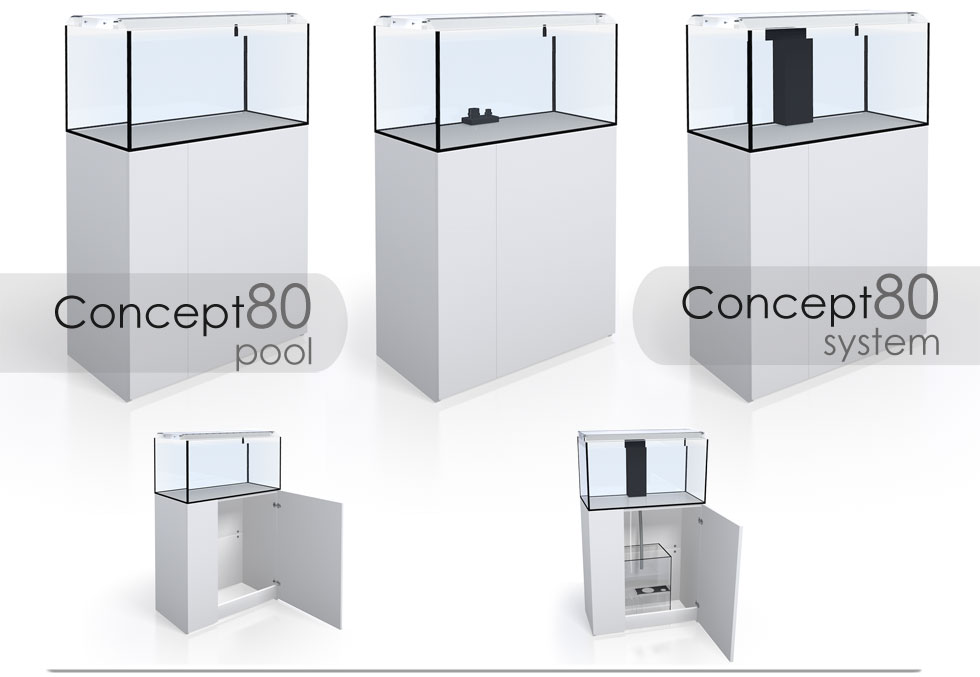 Elos Concept80 Pool and System