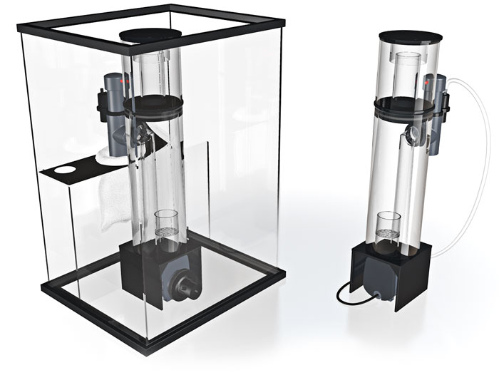 Elos Concept80 Sump and Skimmer