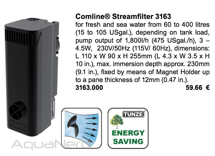 Tunze Comline Streamfilter