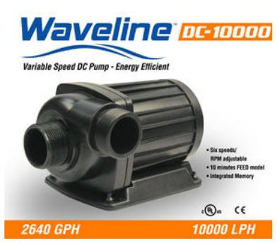 Waveline DC-10000