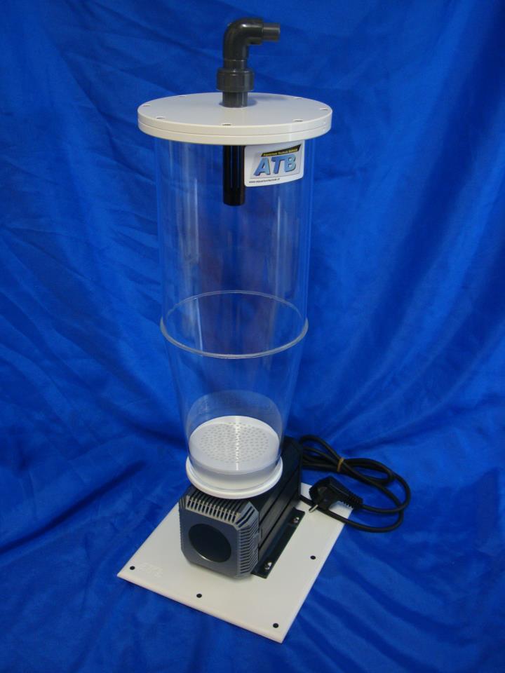 ATB Inverted Cone Bio Pellet Reactor