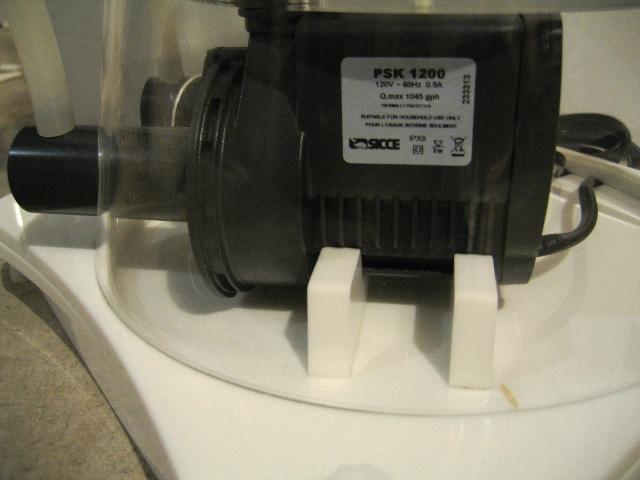CSC-350 Sicce Skimmer Pumps