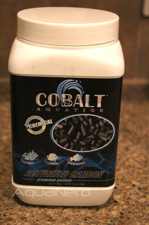 Cobalt Aquatics Activated Carbon