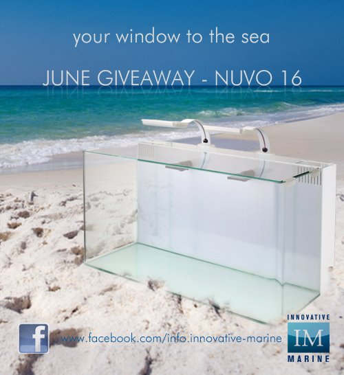 Innovative Marine NUVO 16 Giveaway