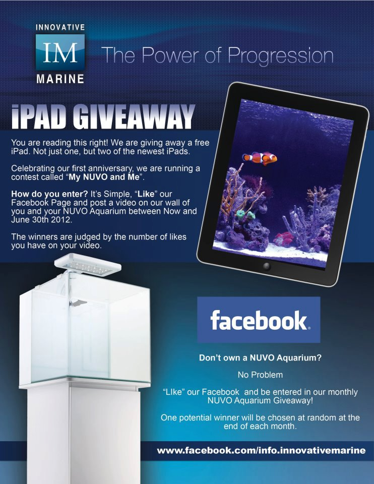 Innovative Marine iPad Giveaway