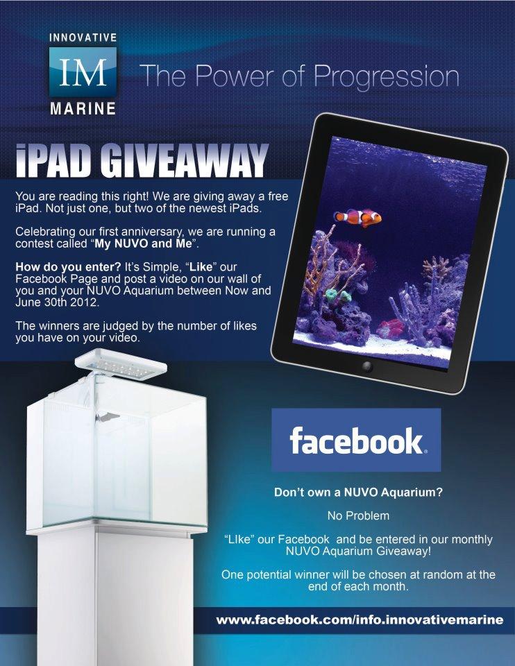 Innovative Marine iPad Giveaway