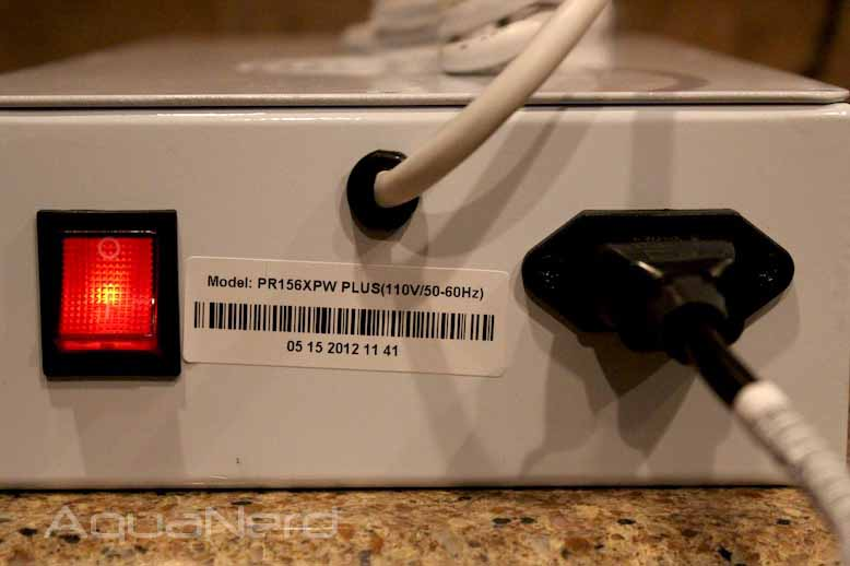 Orphek PR156W XP Power Switch