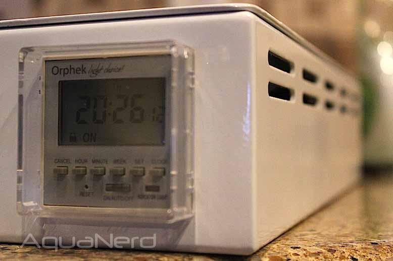 Orphek PR156W XP Timer