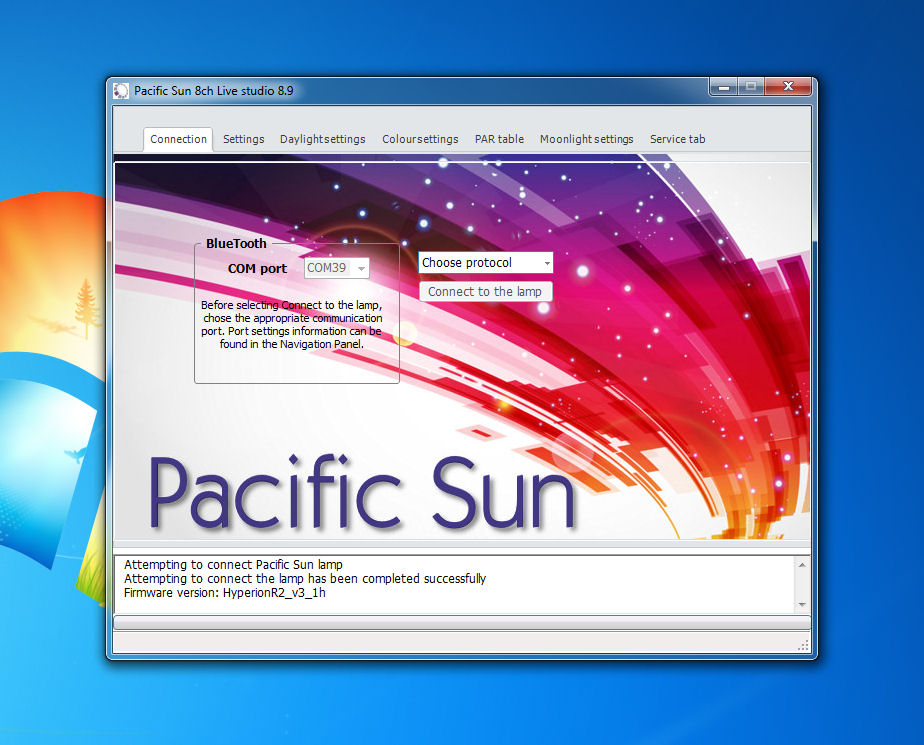Pacific Sun BALI PAR Program