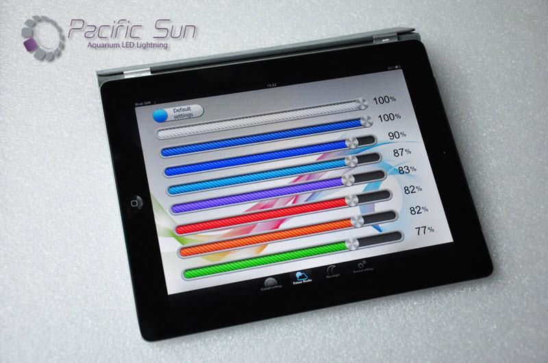 Pacific Sun iPad App
