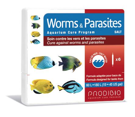 Prodibio Worms & Parasites
