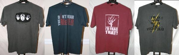 Reefer DNA T-Shirts