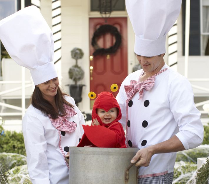Baby Lobster Halloween Costume