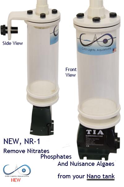 CAD Lights Nano Reactor NR-1