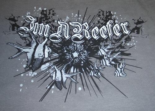 I'm a Reefer Banggai T-shirt