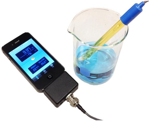 Sensorex PH-1 for iPhone