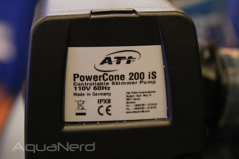 ATI PowerCone 200 iS