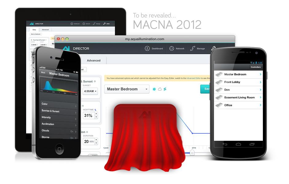 AquaIllumination Director Software