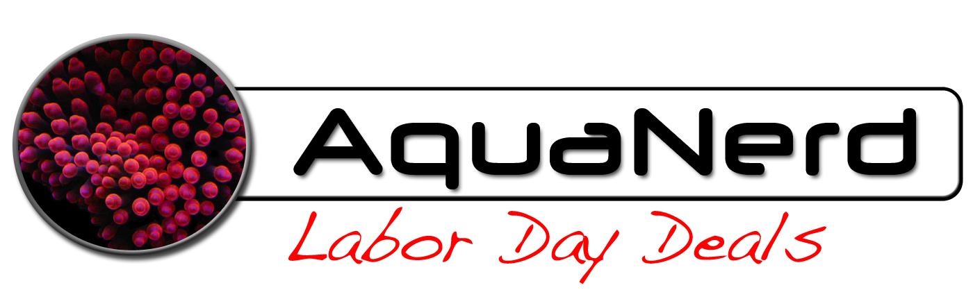 AquaNerd Labor Day Deals