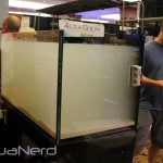 CoralVue Tank Being Set Up