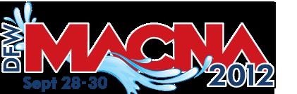 DWFMACNA 2012 Logo